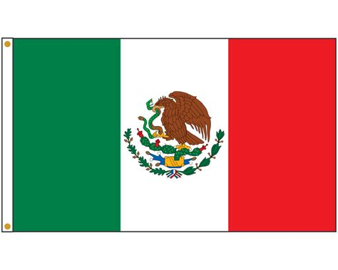 Mexico Flag - Durable, High Quality Mexican Flags