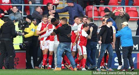 Sheffield United V Rotherham On Tv