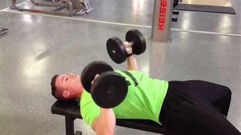 Bench Press Method by Flat Bench Dumbbell Press 28 Method