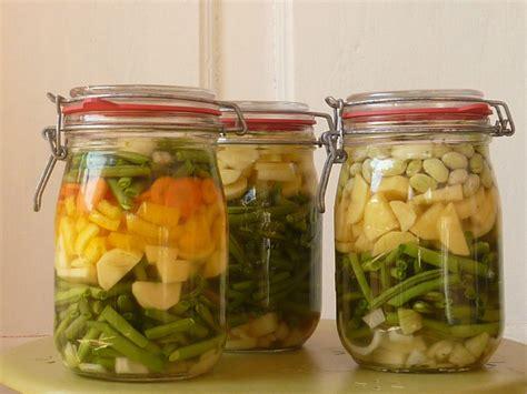 conserver vos l 233 gumes en bocaux permaculture