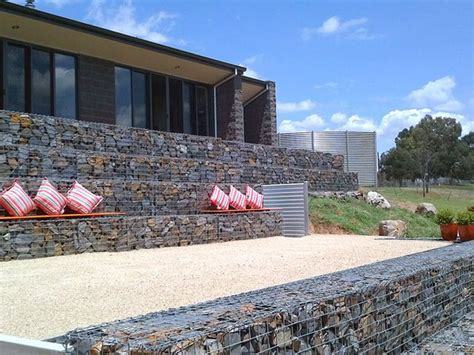 architectural retaining walls 25 best gabions in architecture images on pinterest gabion wall modern houses and modern