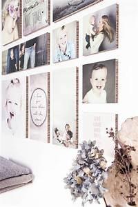 Idee Für Fotowand : 1001 ideen f r fotowand interessante wandgestaltung vorschl ge f r wandgestaltung ~ Markanthonyermac.com Haus und Dekorationen
