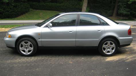 1997 Audi A4 Quattro 1997 audi a4 2 8 quattro for sale audi a4 1997