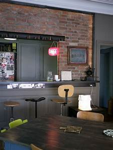 Sejour Style Industriel : d co appartement industriel ~ Teatrodelosmanantiales.com Idées de Décoration