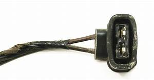 Electric Cooling Fan Wiring Plug Pigtail 75