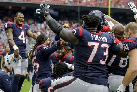 texans raiders moving   afternoon slot houston