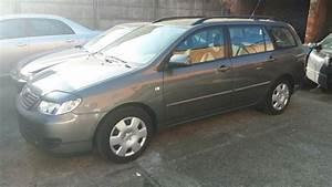 Vente Véhicule En L état : voiture toyota corolla en bon tat djibouti ~ Gottalentnigeria.com Avis de Voitures