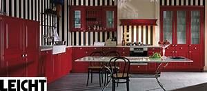 Leicht Küchen Fronten : leicht k chen arbeitsplatten fronten schr nke nach ma griffe einbauk chen von leicht ~ Markanthonyermac.com Haus und Dekorationen