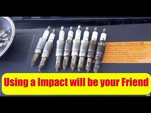 Diy Ford 5 4 3v Spark Plug Removal Without Breaking Plugs