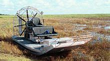 Big Boat With Fan by Airboat