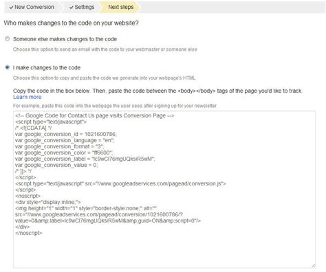 Google Conversion Tracking Complete Guide