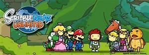 Scribblenauts Unlimited Will Feature Classic Nintendo