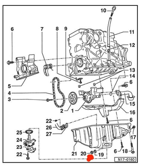 2004 Vw Passat Engine Diagram by 6 Best Images Of 2002 Vw Jetta 1 8t Pcv Diagram Vw 1 8t