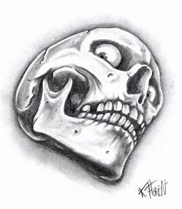 Dessin Tete De Mort Avec Rose : dessins pour tatouages ~ Melissatoandfro.com Idées de Décoration