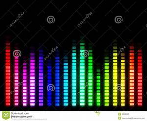 Colorful Music Volume Royalty Free Stock Photos - Image ...  Volume