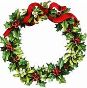 Christmas Wreath Borde...