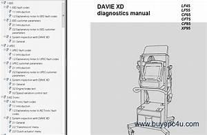 Daf Trucks Series 95xf Cf65 Cf75 Cf85 Lf45 Lf55 Pdf Rm