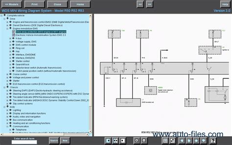 Bmw Mini Wds Wiring Diagram System Ver Repair