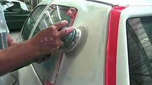 Mastic Pour Carrosserie : application et pon age d 39 un mastic polyester sur carrosserie youtube ~ Melissatoandfro.com Idées de Décoration
