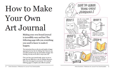 how to make your own lava l reflective journal pink love studio