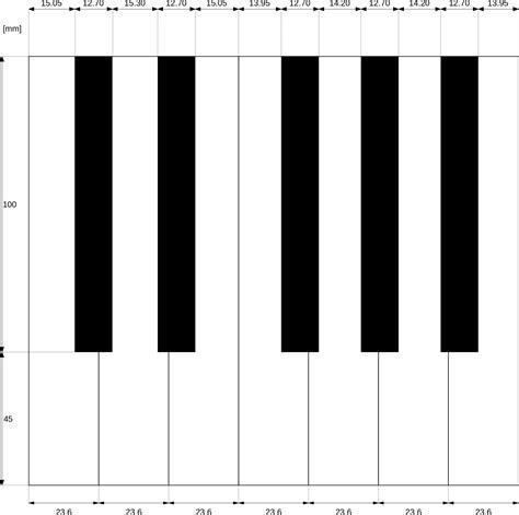 Klaviertastatur beschriftet zum ausdrucken : Klaviertastatur Zum Ausdrucken