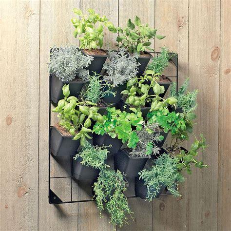 vertical wall garden the green