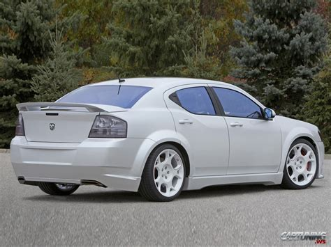2001 Dodge Avenger by Tuning Dodge Avenger 187 Cartuning Best Car Tuning Photos