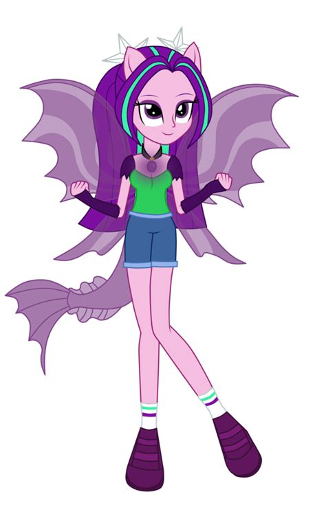 New Power  Aria Blaze By Mixiepie On Deviantart My