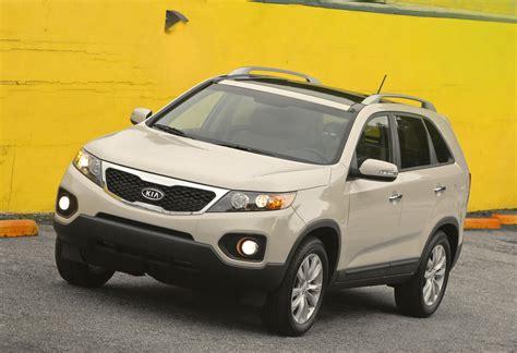 2011 Kia Sorento Sx Review