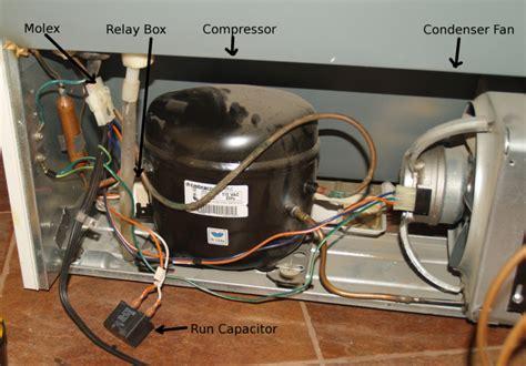 Refrigeration Compressor Start Relay