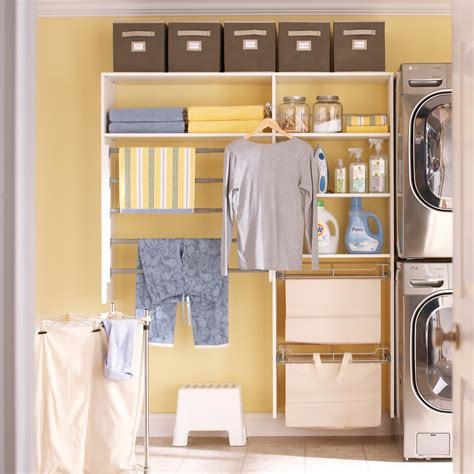 laundry room closet systems at home design ideas
