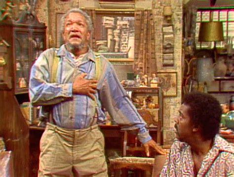 sanford son fred foxx elizabeth redd lamont game hear episodes demond wilson sons chiefs reptilicus shot ten oh season episode