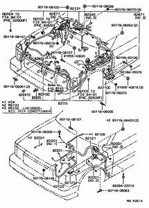 Toyota Crownms133l-atpjev - Electrical