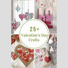 Valentine's Day Crafts  The Idea Room