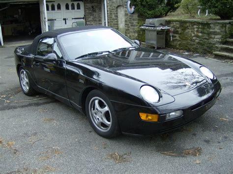 Auto Appraisals Alan 1992 Porsche 968 Roadster