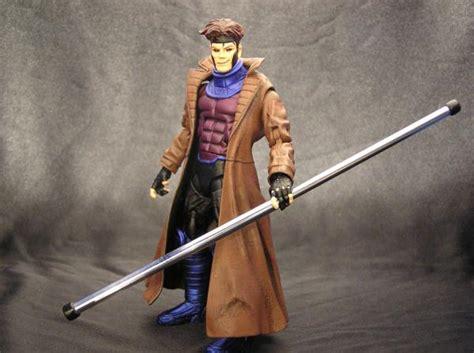 Gambit (marvel Legends) Custom Action Figure