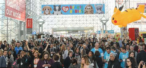 Industry Professionals Preview New Toys At Toy Fair 2018