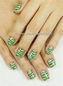 Nail art i can t draw a straight line simply rins