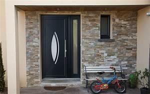 Porte D Entrée Tiercée : portes d 39 entr e aluminium orl ans et r gion centre b2a ~ Carolinahurricanesstore.com Idées de Décoration