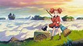 MARY AND THE WITCH'S FLOWER - UK TRAILER [HD] - IN CINEMAS ...