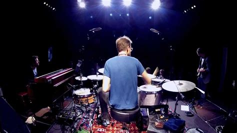 Benny Greb's Moving Parts (