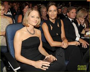 Full Sized Photo of jodie foster wife alexandra hedison ...