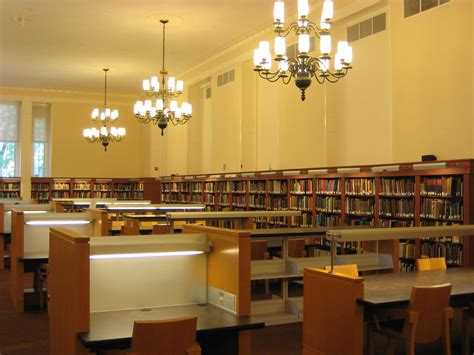 laguardia reading room brooklyn college library flickr