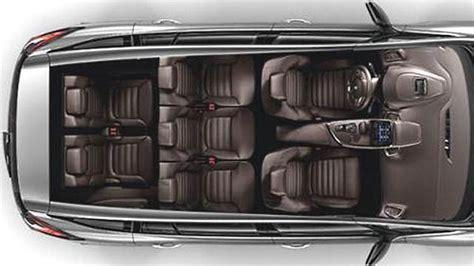 renault espace  dimensions boot space  interior
