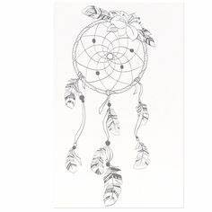 Dessin Atrape Reve : 68 meilleures images du tableau attrape r ve dream catchers wind chimes et dream catcher ~ Farleysfitness.com Idées de Décoration