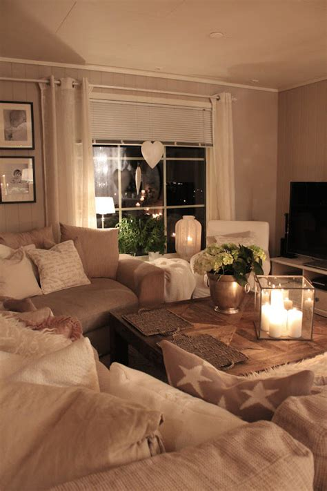 Cozy Living Room Inspiration by This Cozy Living Room Ikea Decora