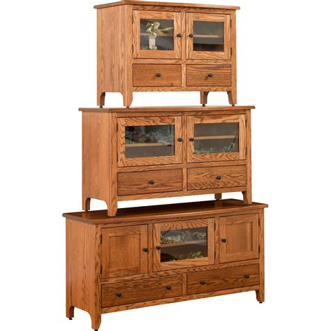 shaker tv stand amish crafted furniture
