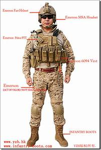 Tactical gear from YZH in 2012 Act Of Valor Movie