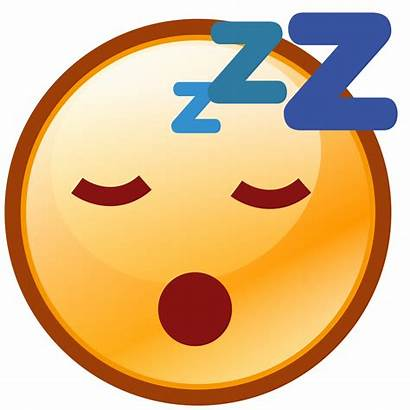 Sleeping Smiley Clipart Svg Emoji Sleepy Peo