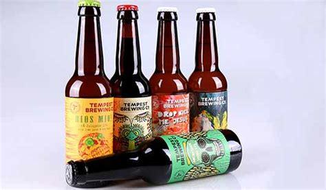bieretiketten voor brouwerijen bedrukt op rol unieketiketnl